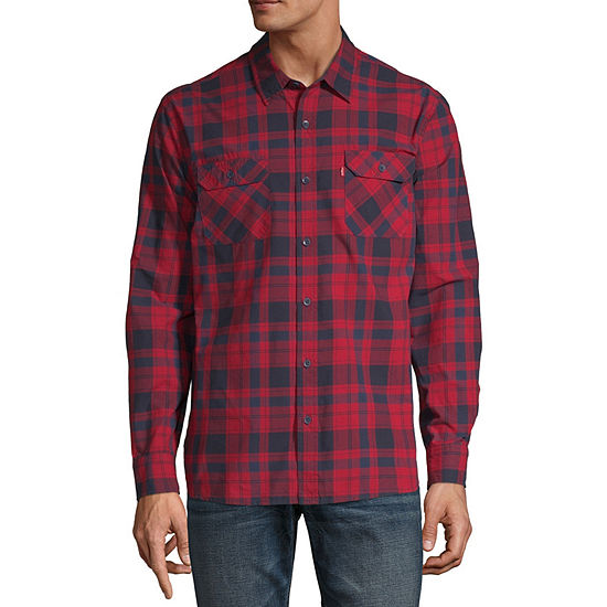 Levi's® Men's Long Sleeve Button- Down Shirt