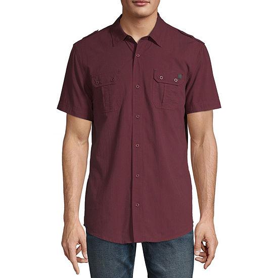 Buffalo Short Sleeve Woven Shirt