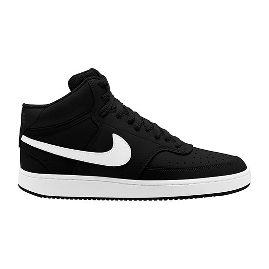 Nike Court Vision Mid Mens Basketball Shoes