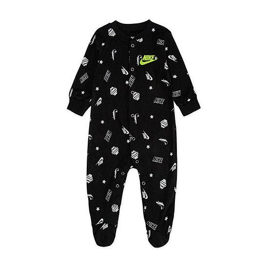 Nike Baby Boys Long Sleeve Jumpsuit