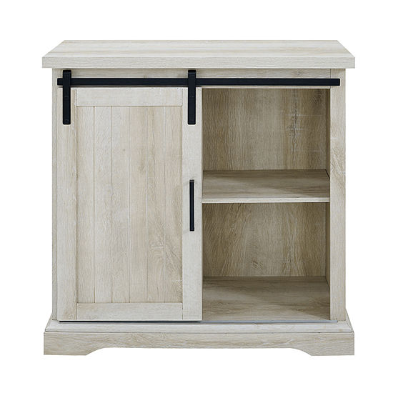 Modern Farmhouse Buffett Storage Cabinet