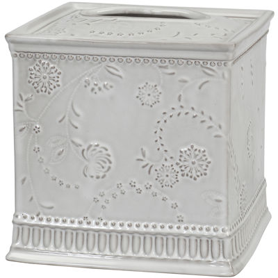 Creative Bath™ Eyelet Tissue Holder