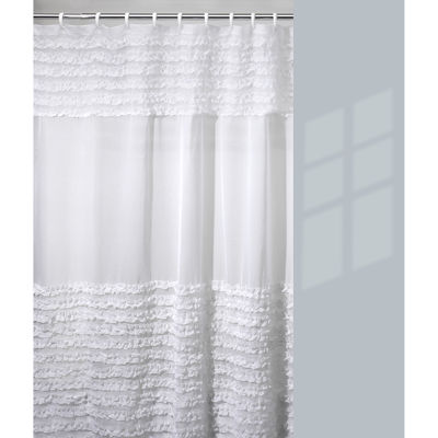 Creative Bath™ Ruffles Shower Curtain