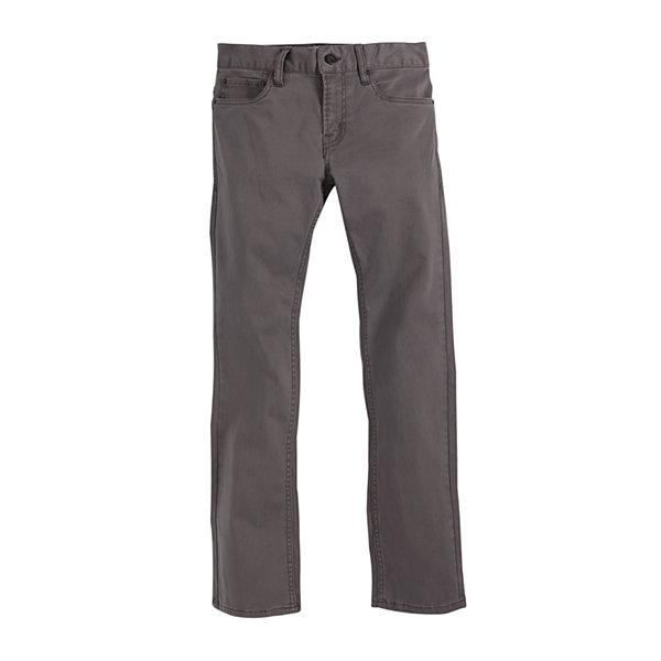 Levi s® 511™ Slim Fit Sueded Pants Boys 8-20 4b5a84e52