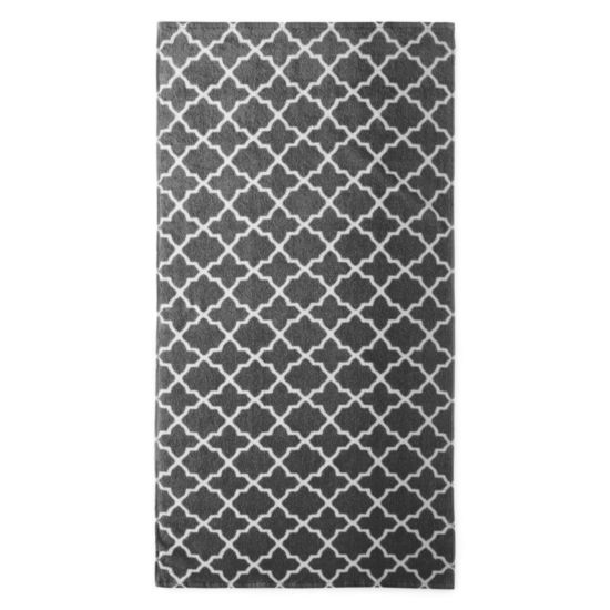 Jcpenney Home Lattice Bath Towels Jcpenney