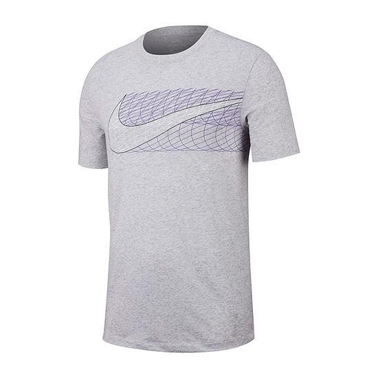 Nike Mens Crew Neck Short Sleeve T Shirt
