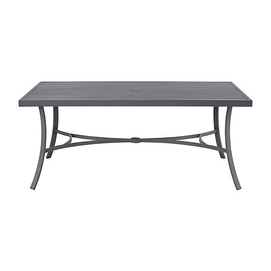 Outdoor By Ashley Donnalee Bay Patio Dining Table