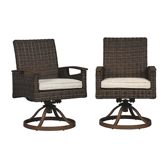 Outdoor By Ashley Paradise Trail 2-pc. Patio Dining Chair