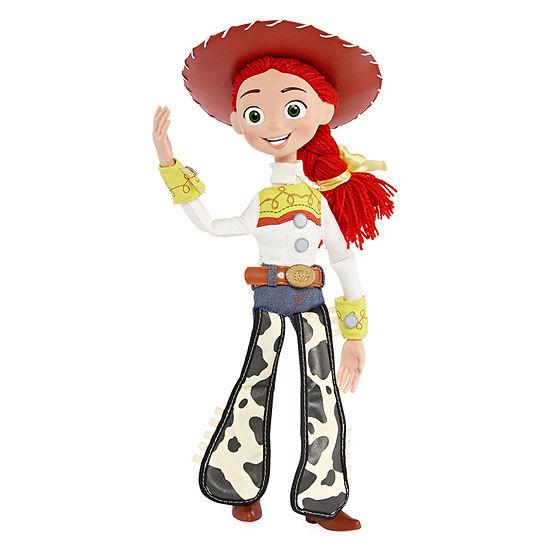 Disney Collection Jessie Talking Action Figure