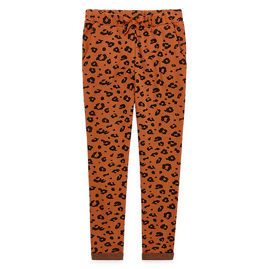 Arizona - Little Kid / Big Kid Girls Skinny Jogger Pant