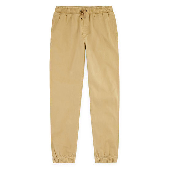 Us Polo Assn. Boys Cinched Jogger Pant - Big Kid