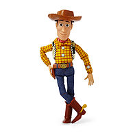 Deals on Disney Collection Toy Story Woody Talking Action Figure