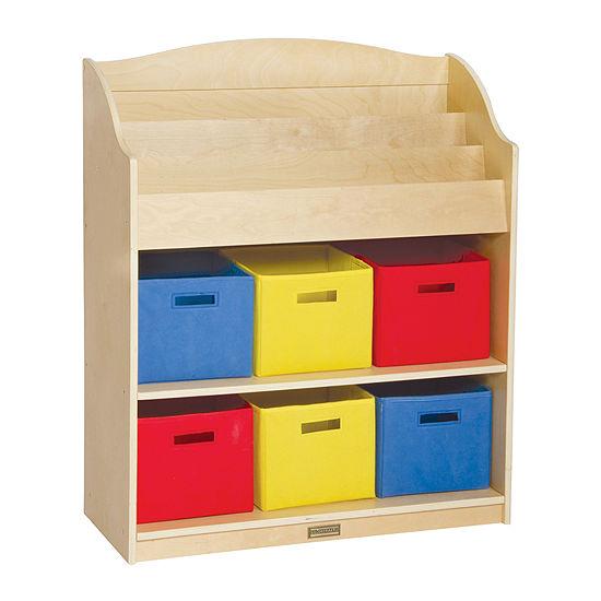 Book and Bin Storage