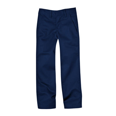 Dickies® Dickies Boys Flex Waist Flat Front Pant- Big Kid & Husky