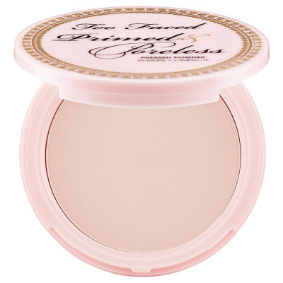Primed & Poreless Pressed Powder by Too Faced #20