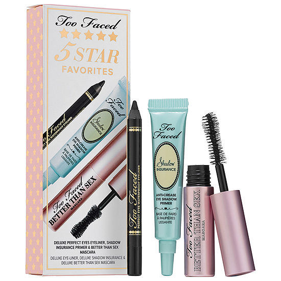 Too Faced 5 Star Favorites
