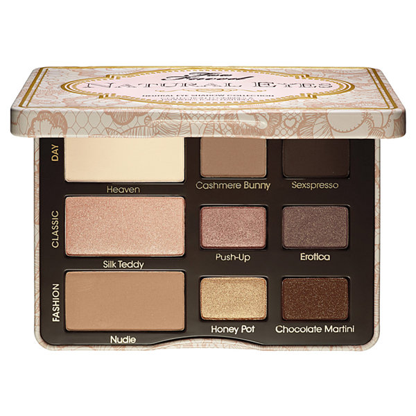 Too Faced Natural Eye Neutral Eye Shadow Collection