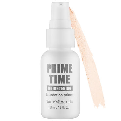 bareMinerals Prime Time Foundation Primer - Brightening