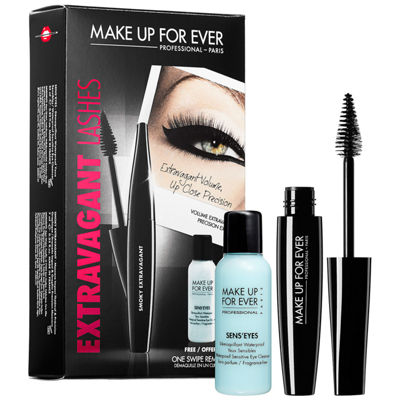 MAKE UP FOR EVER Extravagant Lashes Set
