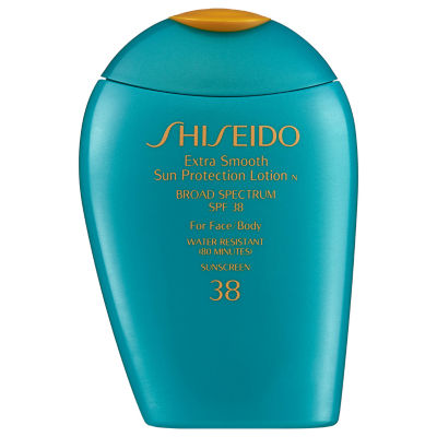 Shiseido Extra Smooth Sun Protection Lotion SPF 38 Pa++