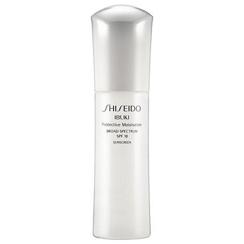 Shiseido Ibuki Protective Moisturizer Broad Spectrum SPF 18