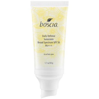 boscia Daily Defense Sunscreen Broad Spectrum Spf 50 Pa+++