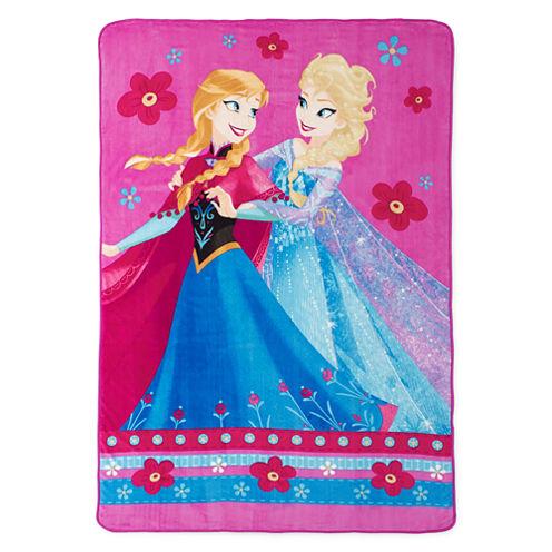 Disney® Frozen Royal Pair Blanket