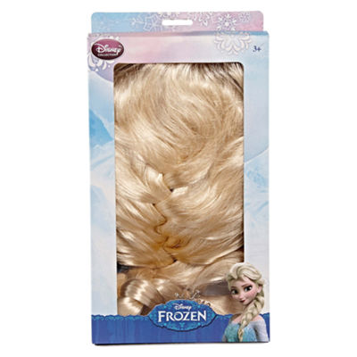 Disney Collection Frozen Elsa Wig - One Size