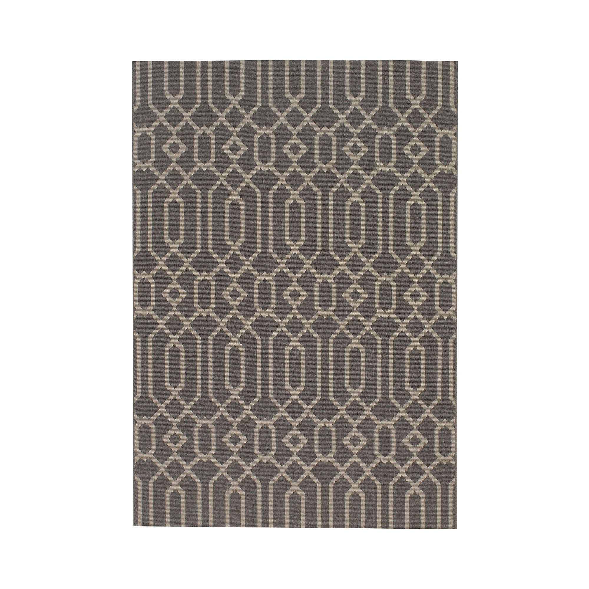 Momeni Baja Scroll Indoor/Outdoor Rectangular Rug