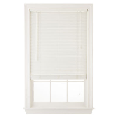 """JCPenney Home™ 1"""" Natural Basswood Horizontal Blinds"""