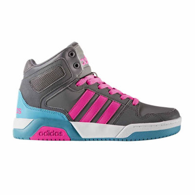 adidas BB9TIS Girls Basketball Shoes - Big Kids