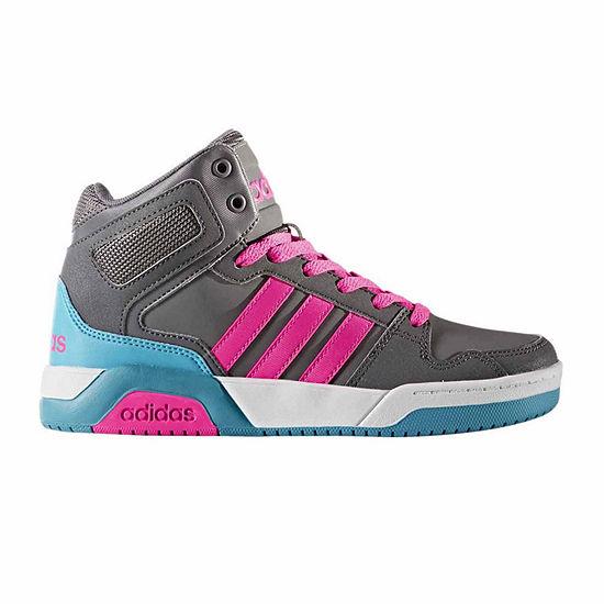 adidas BB9TIS Girls Basketball Shoes Big Kids JCPenney af16ef7a4