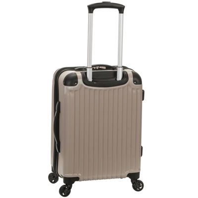 Rockland Santorini 2‑Piece Hardside Spinner Luggage Set