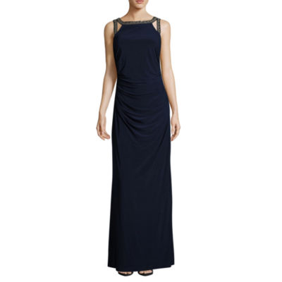 Scarlett Sleeveless Evening Gown-Talls