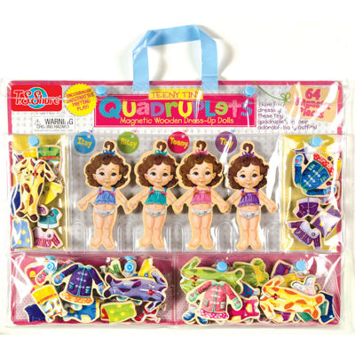 Dress Up Dolls Table Game
