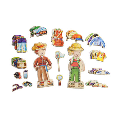Wooden Toys; Magnetic Toys; Dolls Table Game