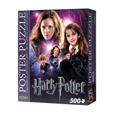 Harry Potter; Puzzles Puzzle