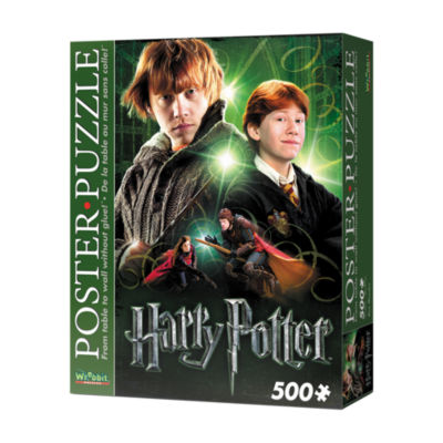 Harry Potter; Puzzle