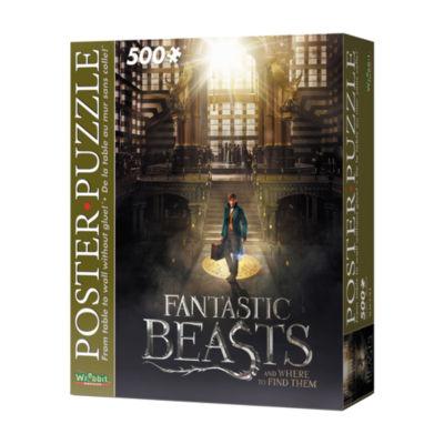 Fantastic Beasts; Puzzle