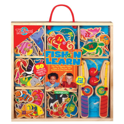 Learning Games; Learn Numbers Puzzle