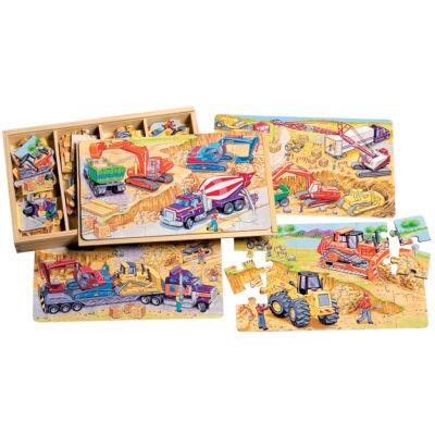 Puzzle Sets 5-pc. Puzzle