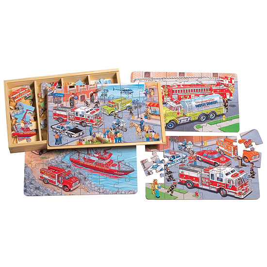 Puzzle Sets 5 Pc Puzzle