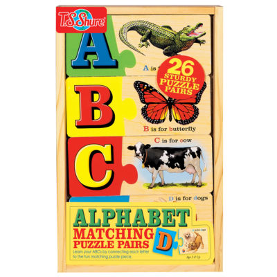 Puzzles; Learn Alphabet Puzzle