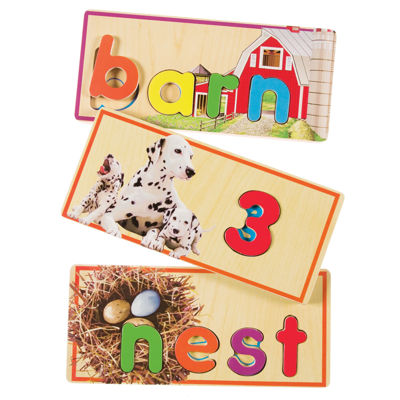 Puzzles; Learning Sets 60-pc. Puzzle