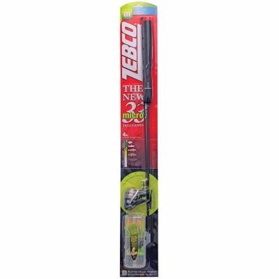 Zebco 33Micro Triggerspin 2Pc Combo 21-10535