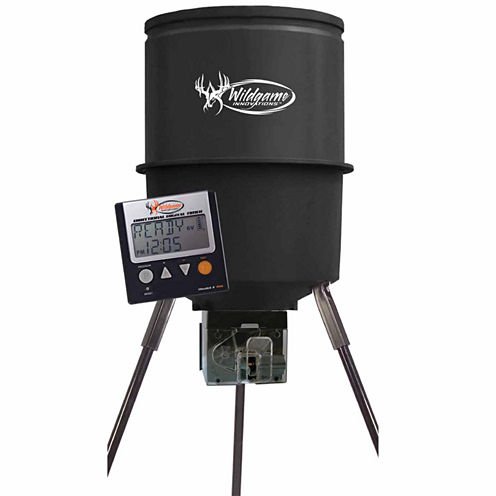 Wildgame Innovations Quick Set 300# Directional Fish Feeder