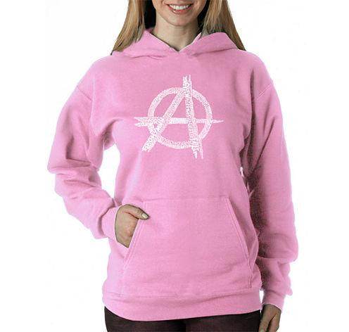 Los Angeles Pop Art Great All Time Punk Songs Sweatshirt