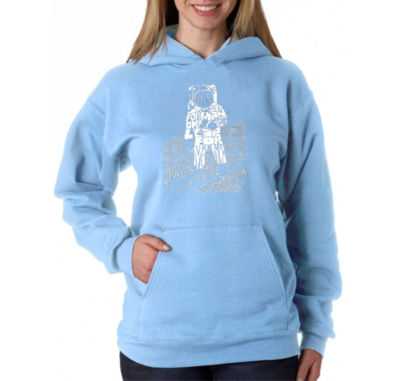 Los Angeles Pop Art Astronaut Sweatshirt