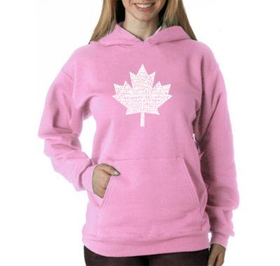 Los Angeles Pop Art Canadian National Anthem Sweatshirt