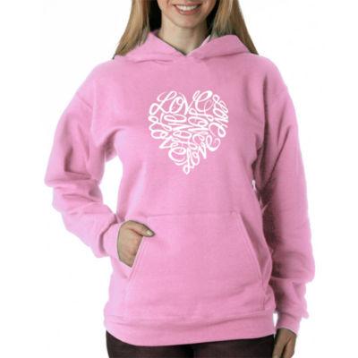 Los Angeles Pop Art Love Sweatshirt